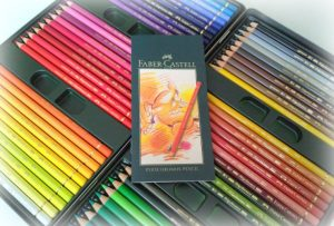 Faber Castell Polychromos pastelky