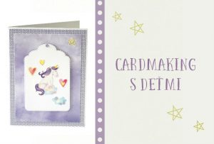 Cardmaking s deťmi