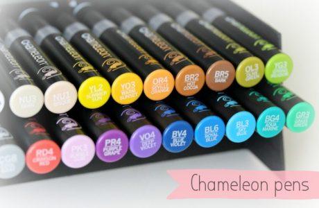 Zoznámte sa s Chameleon pens
